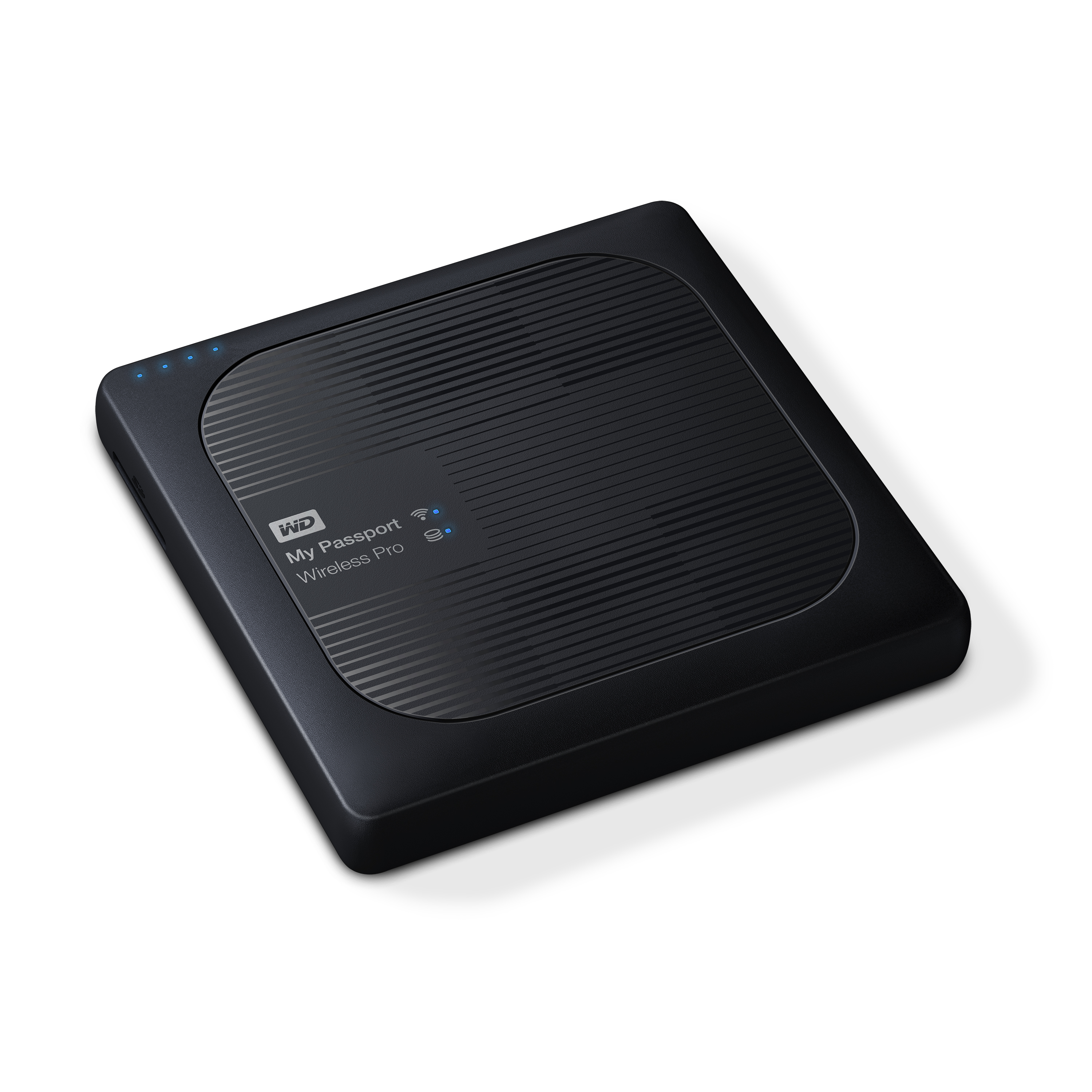 Ext.HDD 2.5'' WD My Pass.Wireless Pro 2TB USB3.0,SD