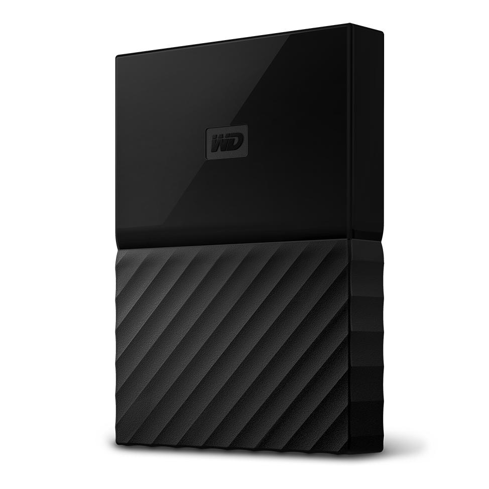 "Ext. HDD 2.5"" WD My Passport for MAC 1TB USB 3.0"