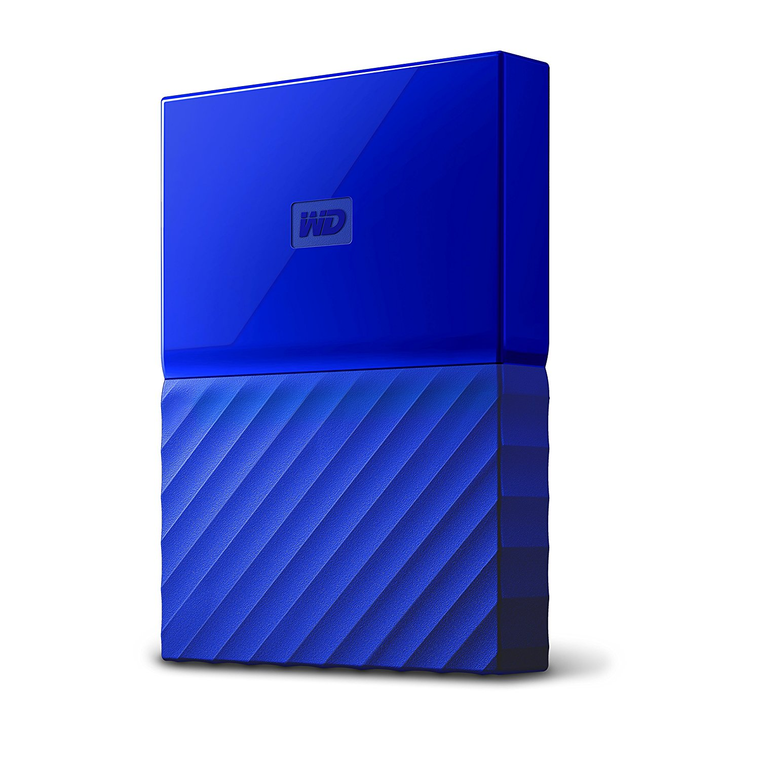 "Ext. HDD 2,5"" WD My Passport 3TB USB 3.0 modrý"