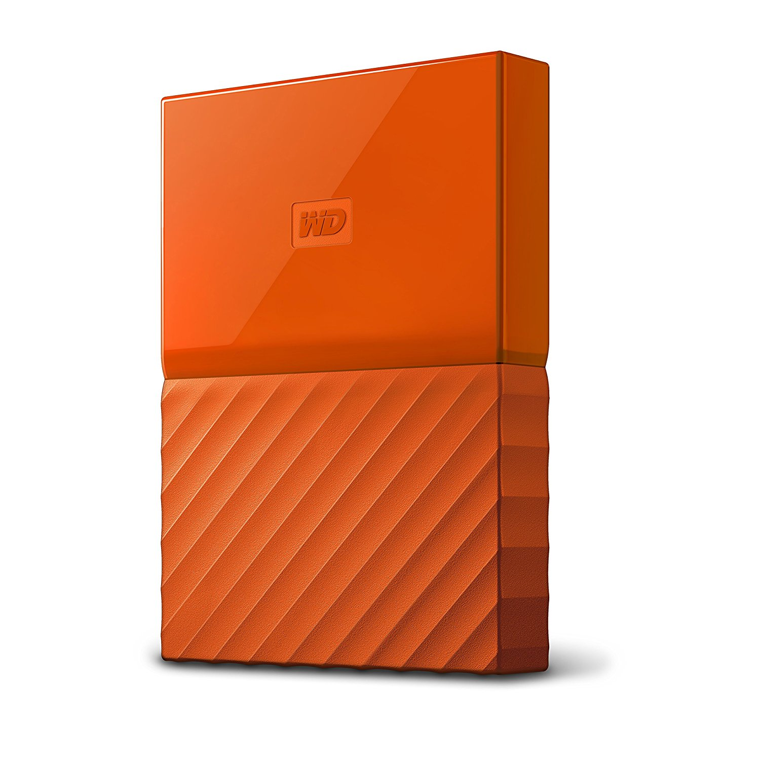"Ext. HDD 2,5"" WD My Passport 3TB USB 3.0 oranžový"