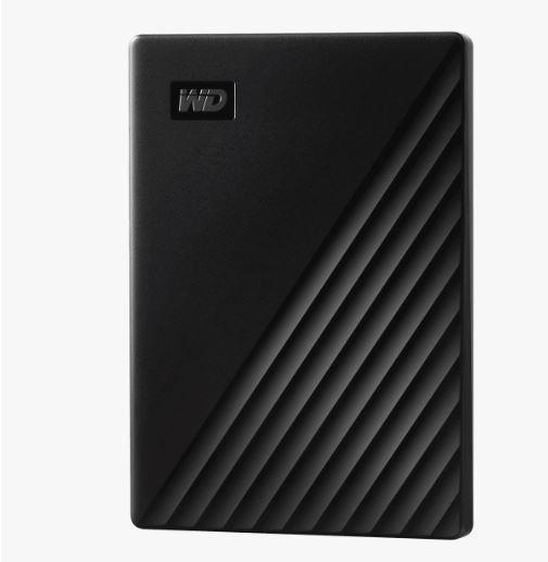 Ext. HDD 2,5'' WD My Passport 2TB USB 3.0. černý - WDBYVG0020BBK-WESN