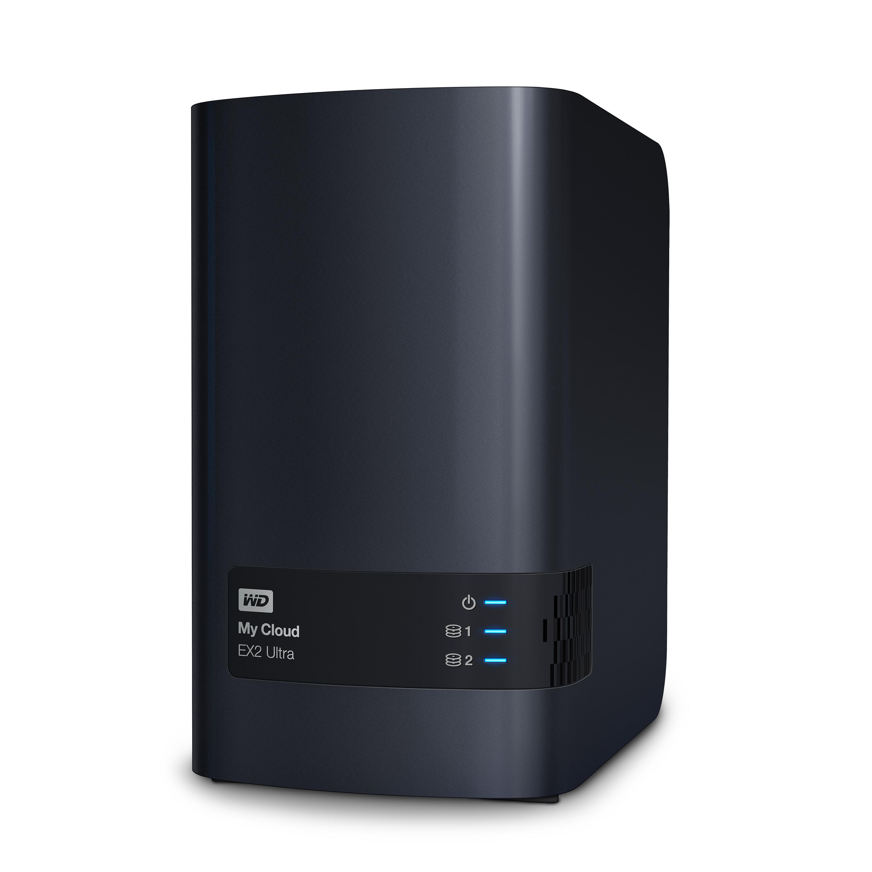 NAS 3.5' WD My Cloud EX2 Ultra NAS LAN