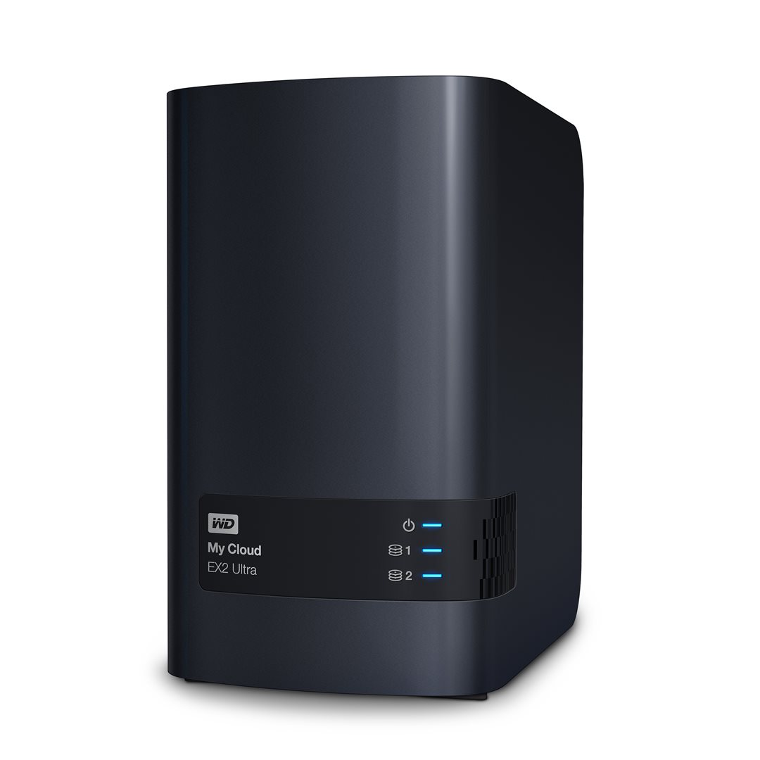 NAS 3.5'' WD My Cloud EX2 Ultra 6TB NAS LAN