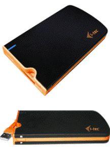 i-tec USB 2.0 MYSAFE 2,5'' SATA bez HDD