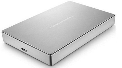 Ext. HDD LaCie Porsche Design Mobile 4TB USB 3.0