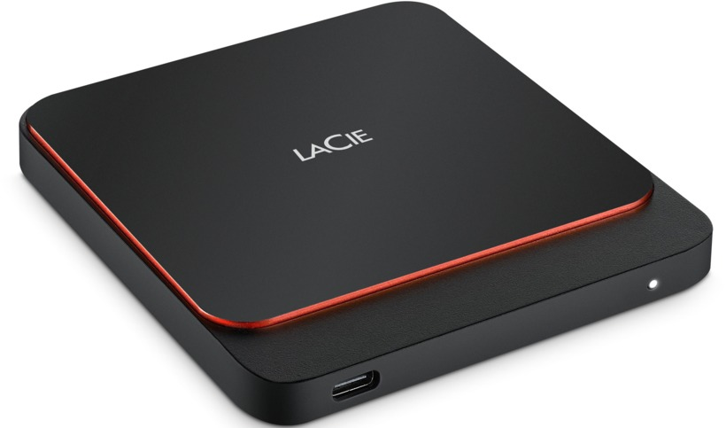 Ext. SSD LaCie Portable SSD 2TB