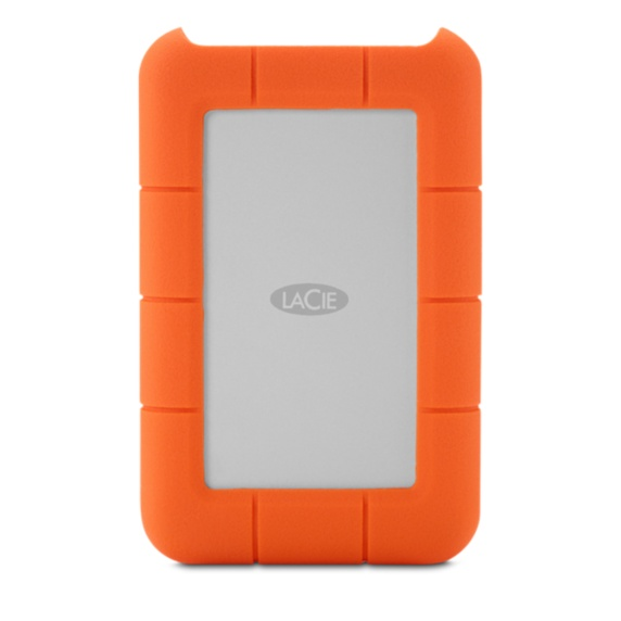 Ext. HDD LaCie Rugged Thunderbolt 1TB USB 3.0