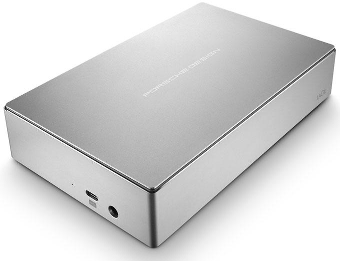 Ext. HDD LaCie Porsche Design Desktop 4TB USB 3.1
