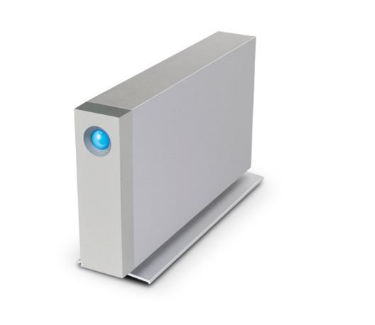 Ext. HDD LaCie d2 Thunderbolt2 4TB USB 3.0