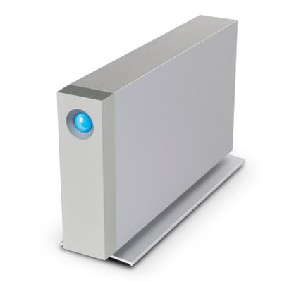 Ext. HDD LaCie d2 Thunderbolt3 USB-C 8TB ENT HDD
