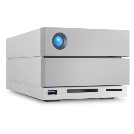 LaCie 2big Dock 12TB Thunderbolt3