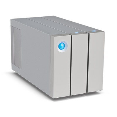 Ext. HDD LaCie 2big Thunderbolt2 6TB USB 3.0 RAID