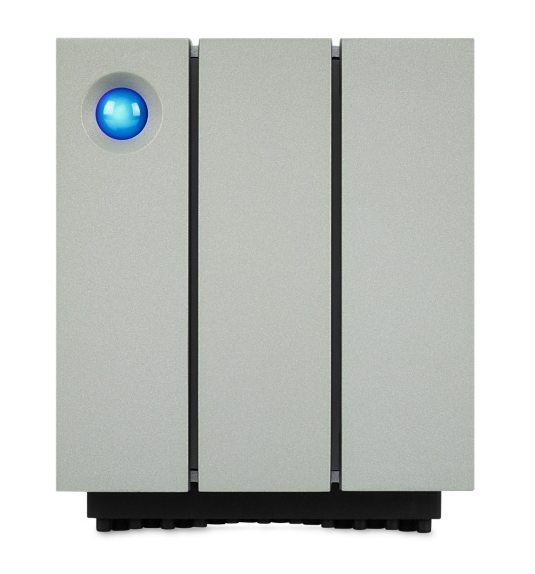 LaCie 2big Thunderbolt2 16TB USB 3.0 ENT HDD