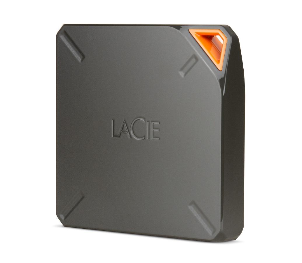 Ext. HDD LaCie Fuel 1TB Wi-Fi USB 3.0