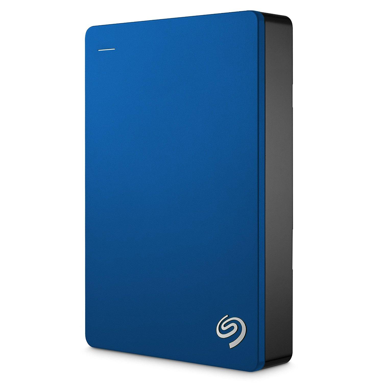 Ext. HDD 2,5'' Seagate Backup Plus Port. 4TB modrý