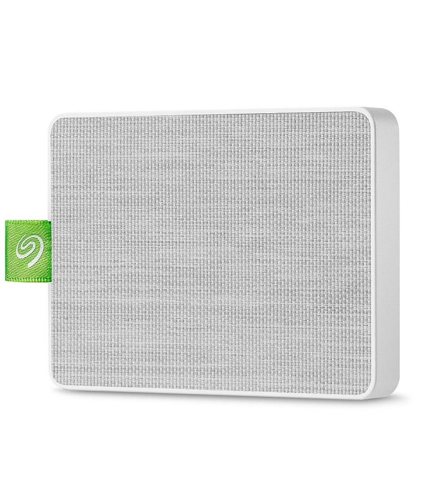 Ext. SSD Seagate Ultra Touch SSD 1TB bílá