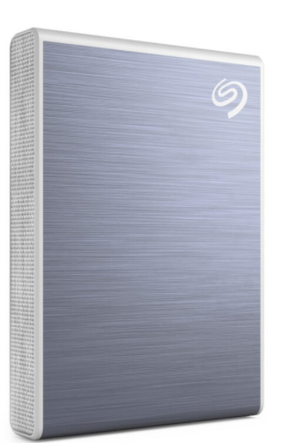 Ext. SSD Seagate One Touch SSD 1TB modrá - STKG1000402