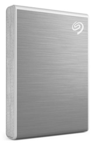 Ext. SSD Seagate One Touch SSD 2TB stříbrná - STKG2000401