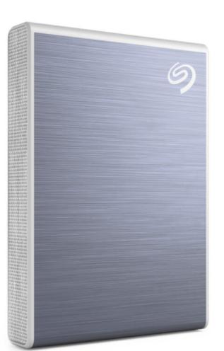 Ext. SSD Seagate One Touch SSD 2TB modrá - STKG2000402