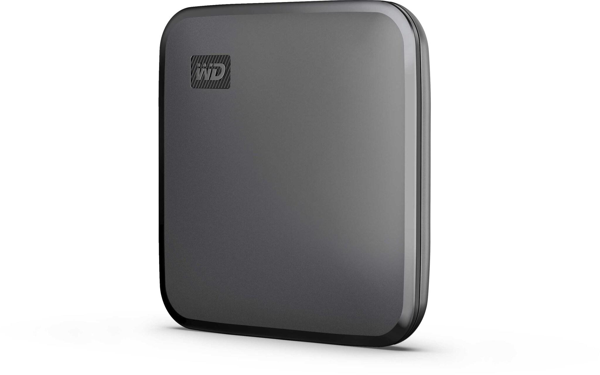 Ext. SSD WD Elements SE SSD 2TB - WDBAYN0020BBK-WESN