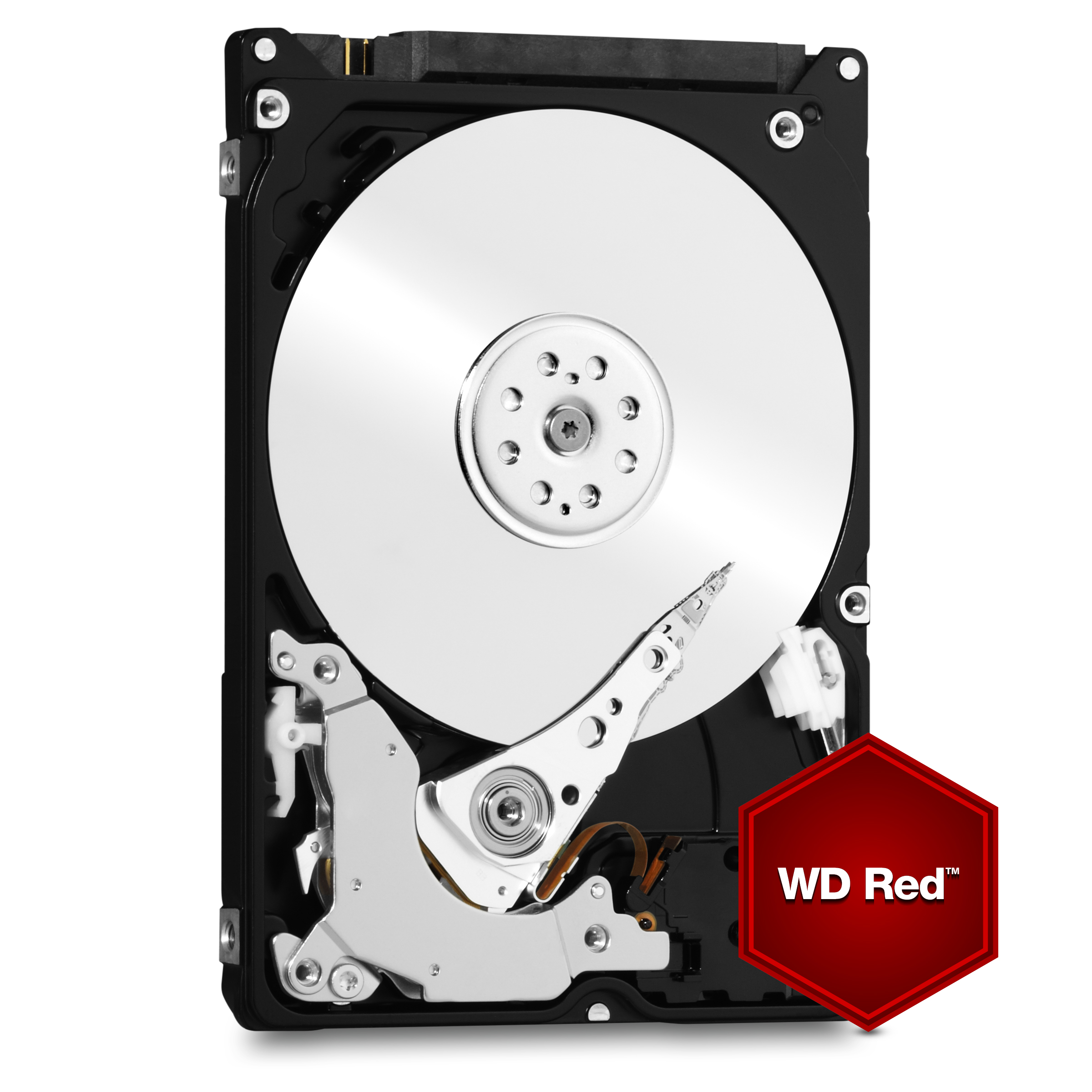 HDD 2,5'' 750GB WD7500BFCX RED SATAIII IntellP.NAS