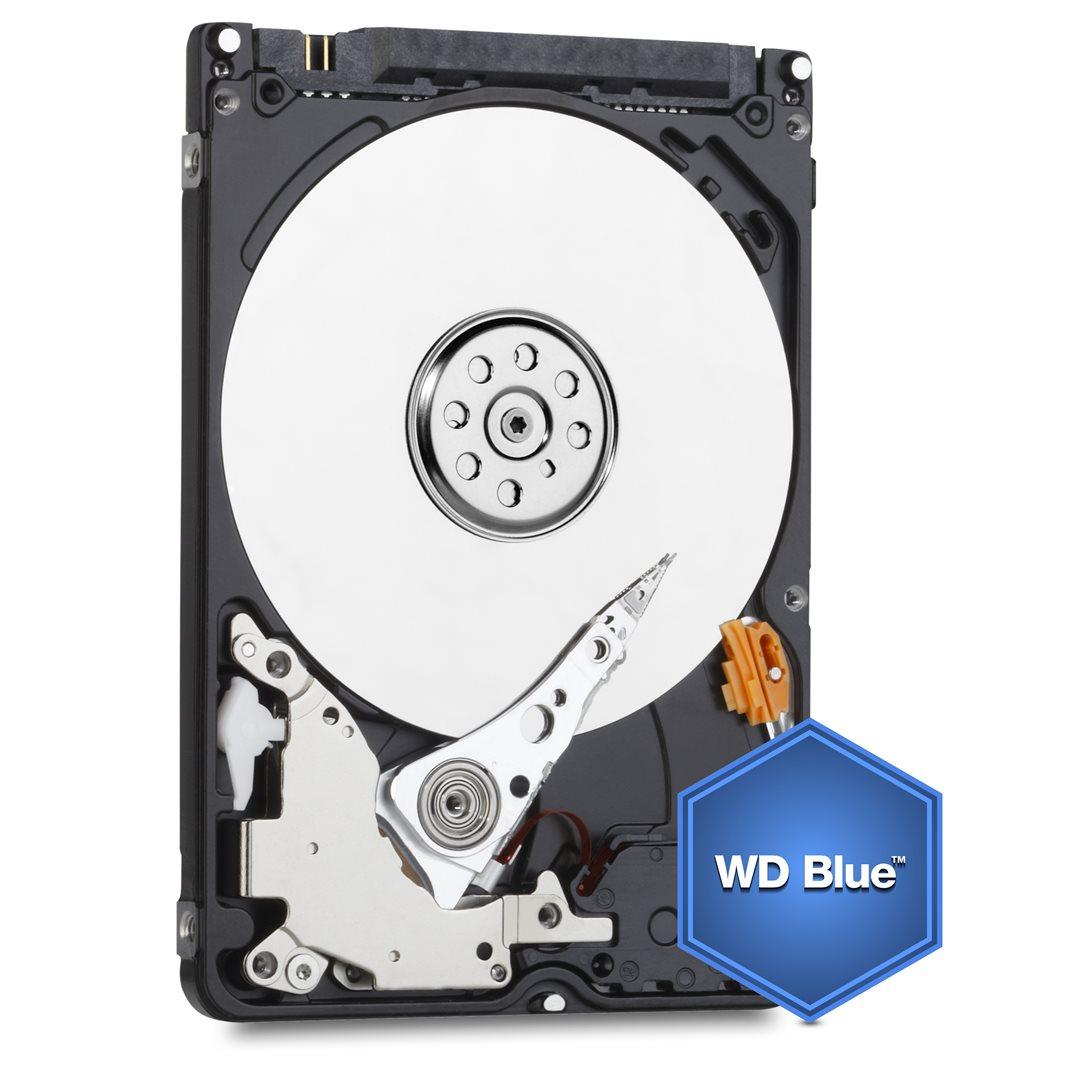 HDD 2,5'' 1TB WD10SPZX Blue SATAIII 5400rpm 128MB - WD10SPZX