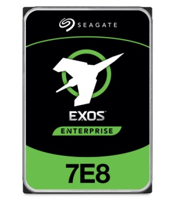 HDD 2TB Seagate Exos 7E8 512n SATAIII 7200rpm - ST2000NM000A