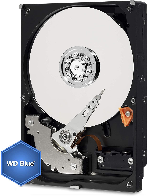 HDD 2TB WD20EZAZ Blue 256MB SATAIII 5400rpm SMR - WD20EZAZ