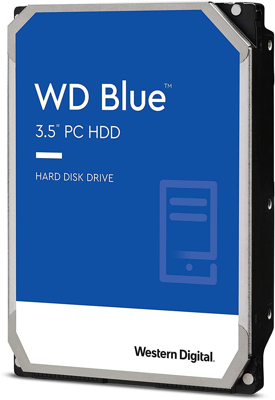 HDD 2TB WD20EZBX Blue 256MB SATAIII 7200rpm SMR - WD20EZBX