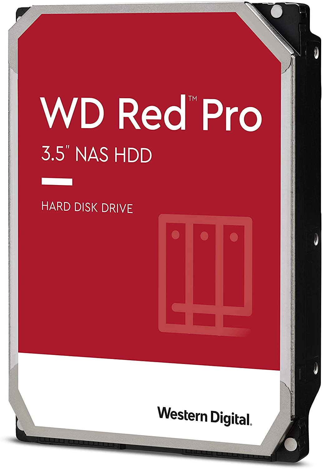 HDD 2TB WD20EFZX Red Plus 128MB SATAIII 5400rpm - WD20EFZX