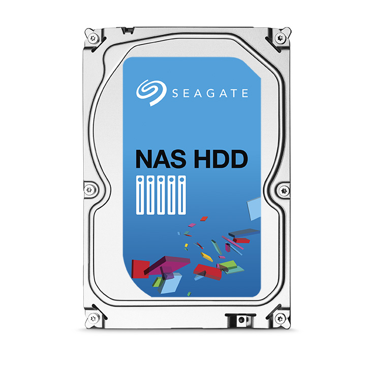HDD 4TB Seagate NAS 64MB SATAIII 5900rpm 3RZ