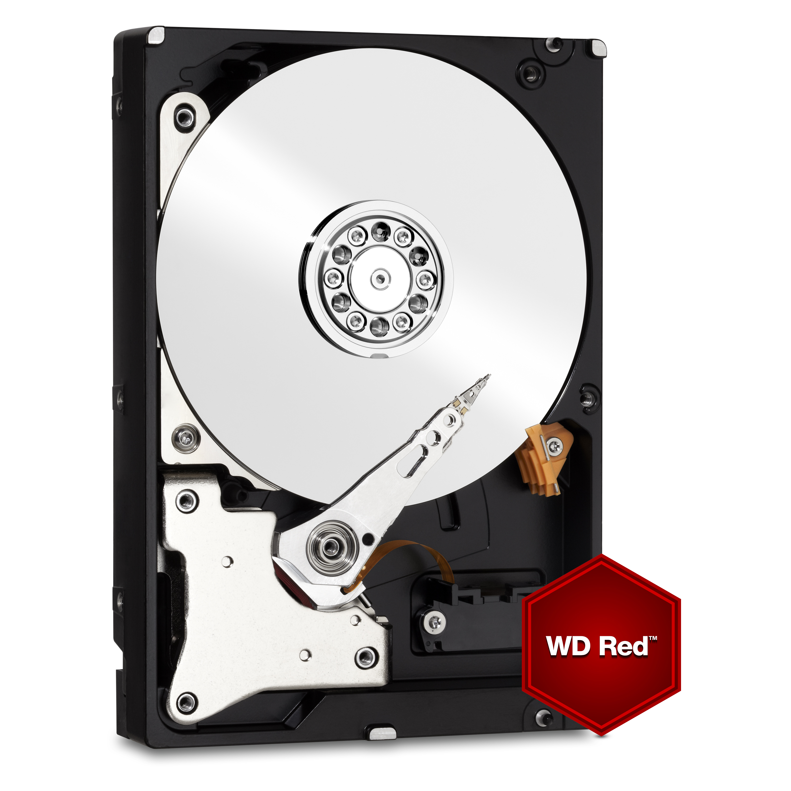 HDD 6TB WD60EFRX Red 64MB SATAIII IntelliP.NAS 3RZ