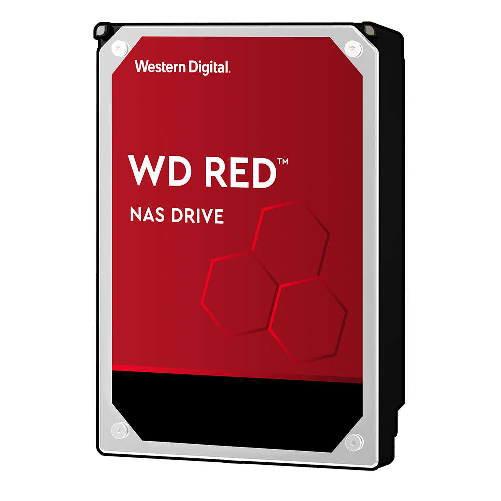 HDD 6TB WD60EFAX Red 256MB SATAIII 5400rpm
