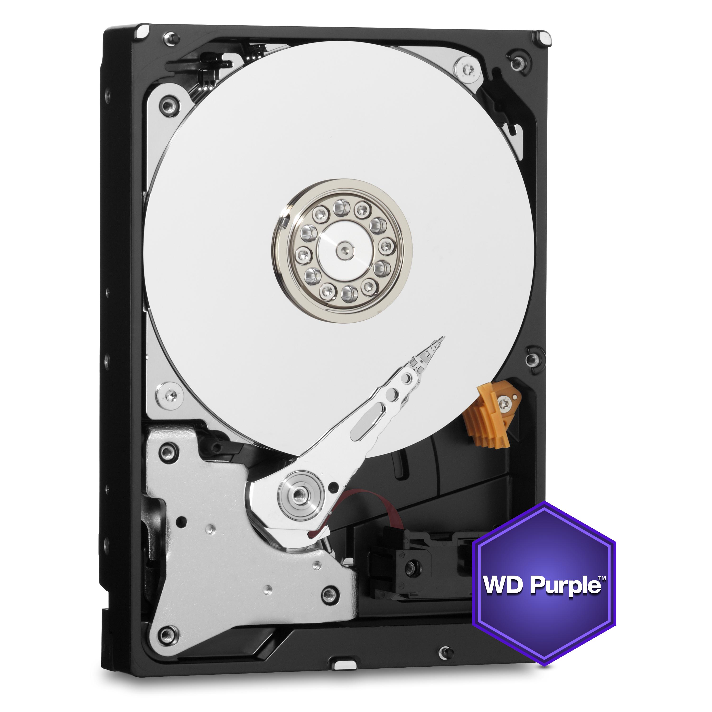 HDD 8TB WD80PURZ Purple 128MB SATAIII 5400rpm 3RZ