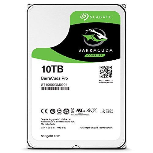 HDD 10TB Seagate BarraCuda Pro 256MB SATAIII