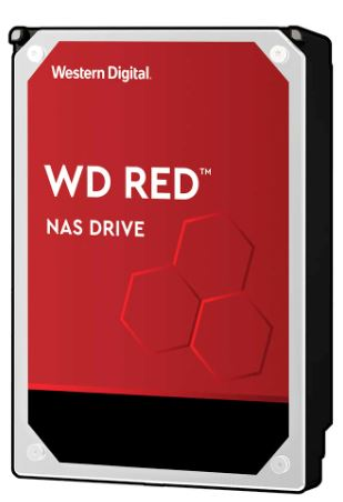 HDD 12TB WD120EFAX Red Plus 256MB SATAIII 5400rpm