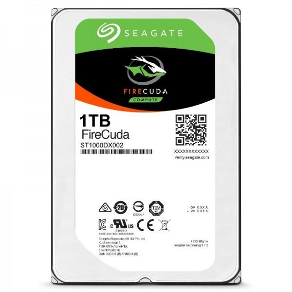 SSHD 1TB Seagate FireCuda 64MB SATAIII 8GB NAND
