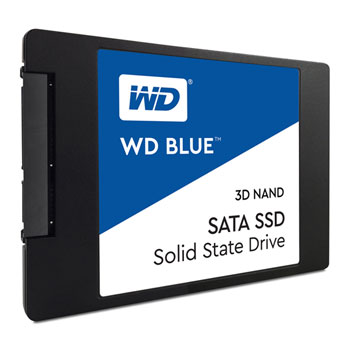 """SSD 2,5"""" 1TB WD Blue 3D NAND SATAIII 7mm"""