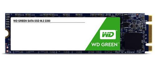 SSD 240GB WD Green 3D M.2 SATAIII 2280 - WDS240G2G0B