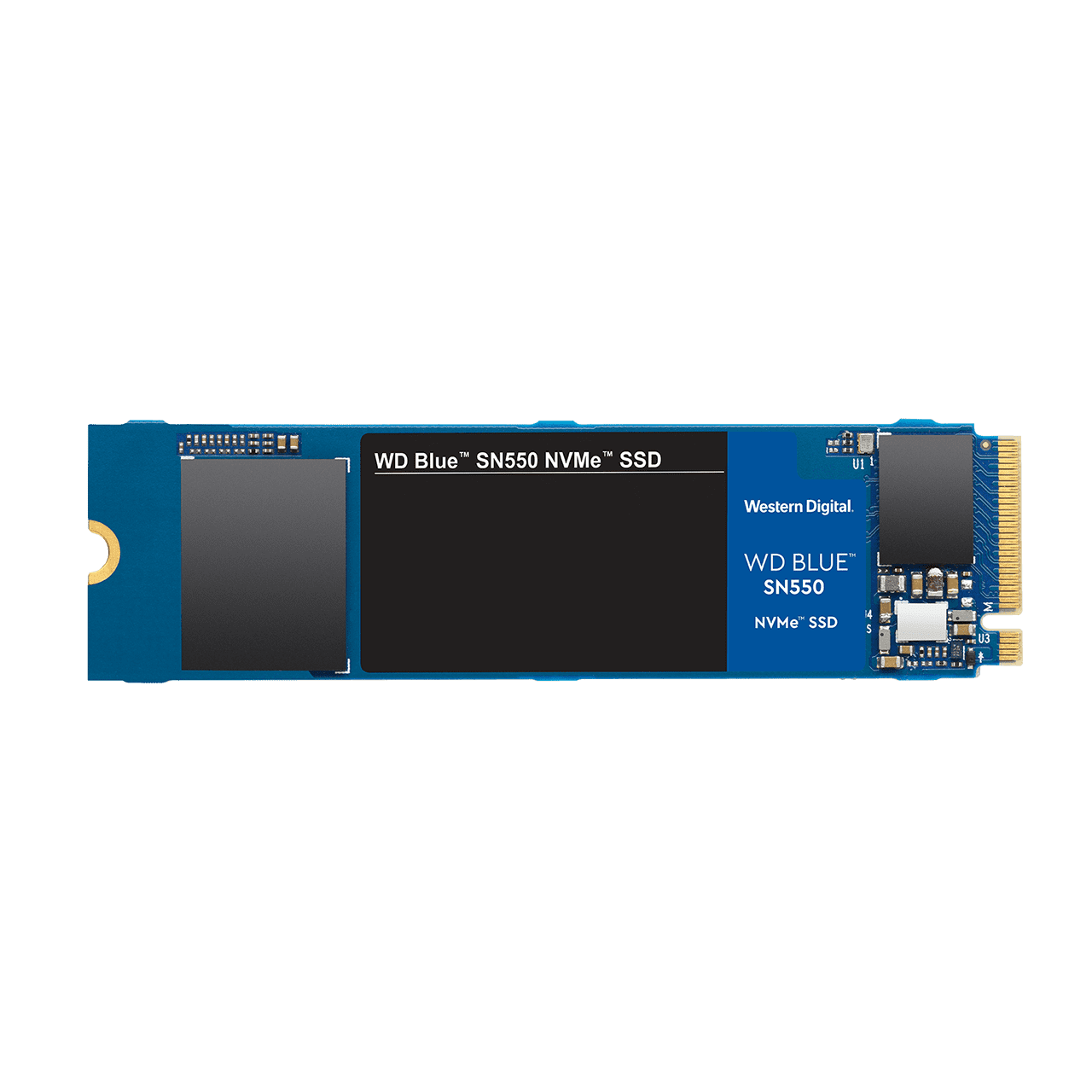 SSD 250GB WD Blue SN550 NVMe M.2 PCIe Gen3 2280
