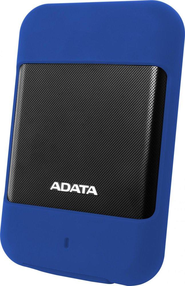 ADATA HD700 1TB external 2,5'' HDD modrý