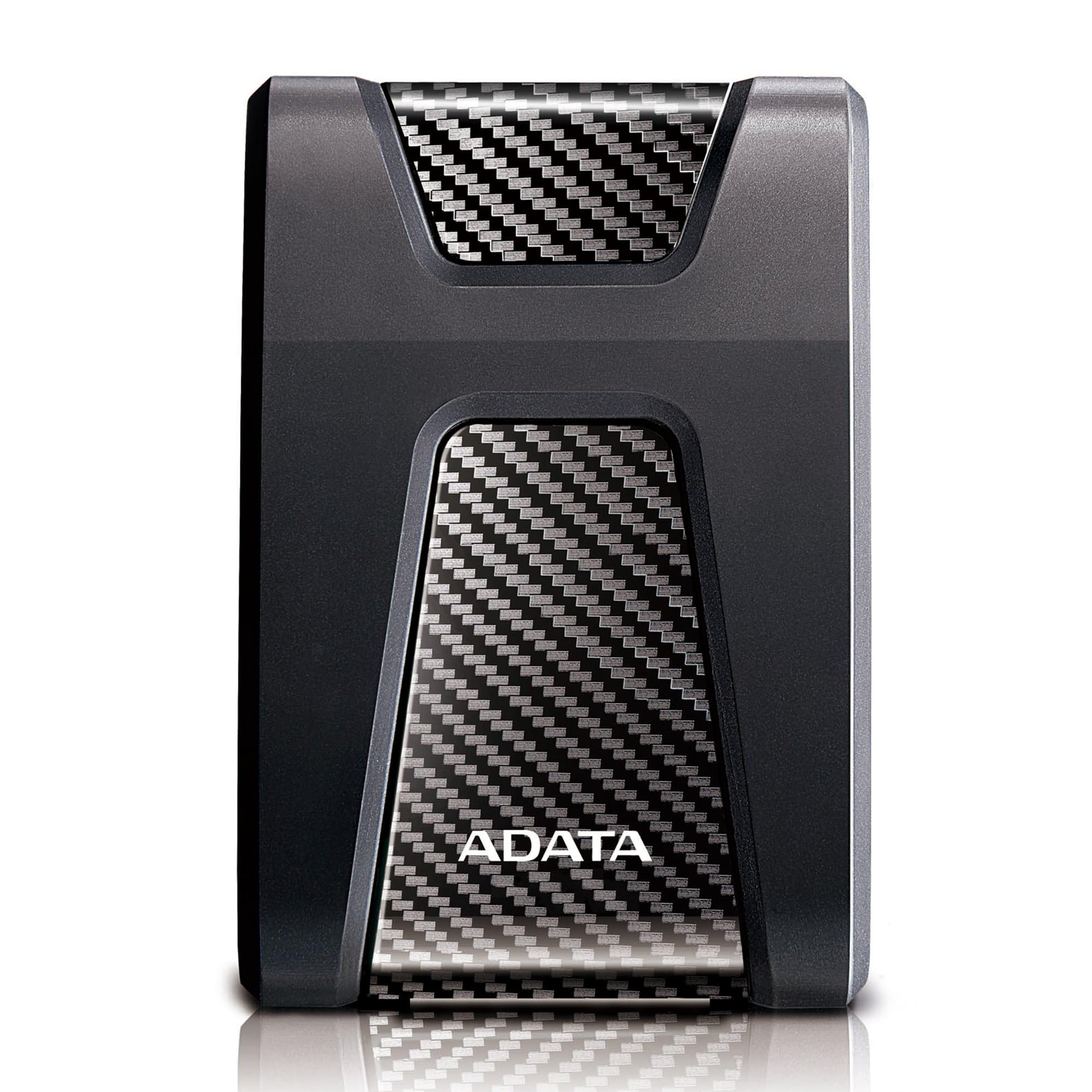 ADATA HD650 4TB External 2.5'' HDD Black 3.1