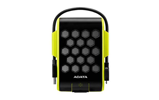 ADATA HD720 2TB External 2.5'' HDD zelený