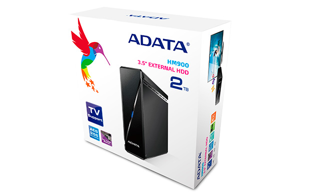 ADATA HM900 2TB External 3.5'' HDD