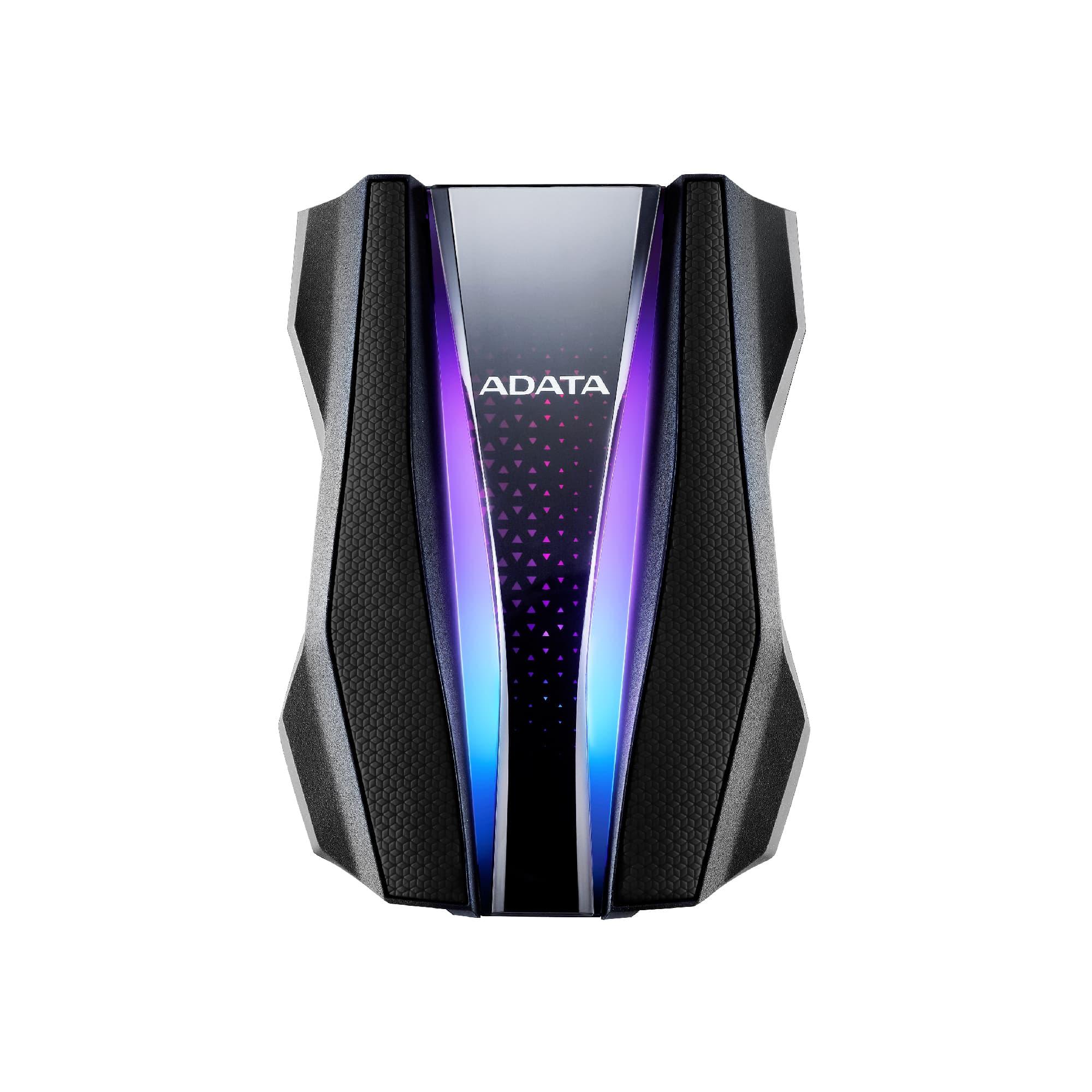 ADATA HD770G 1TB External 2.5'' HDD černý RGB