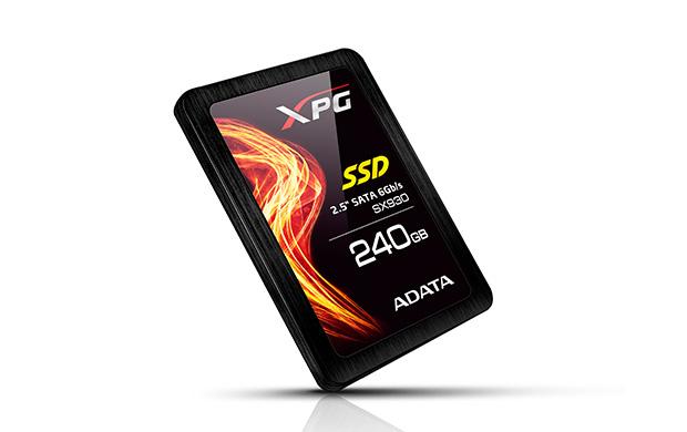"""ADATA SSD SX930 240GB 2.5"""" SATA III 560/460 75K"""