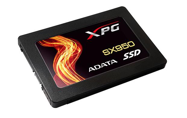 """ADATA SSD SX950 960GB 2.5"""" SATA III 560/530 90K"""