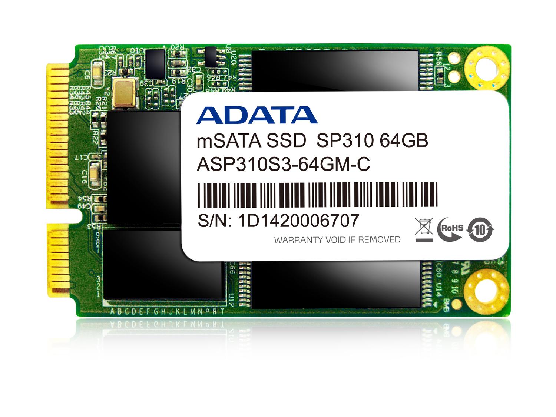 ADATA SSD SP310 64GB SATA3 _mSata
