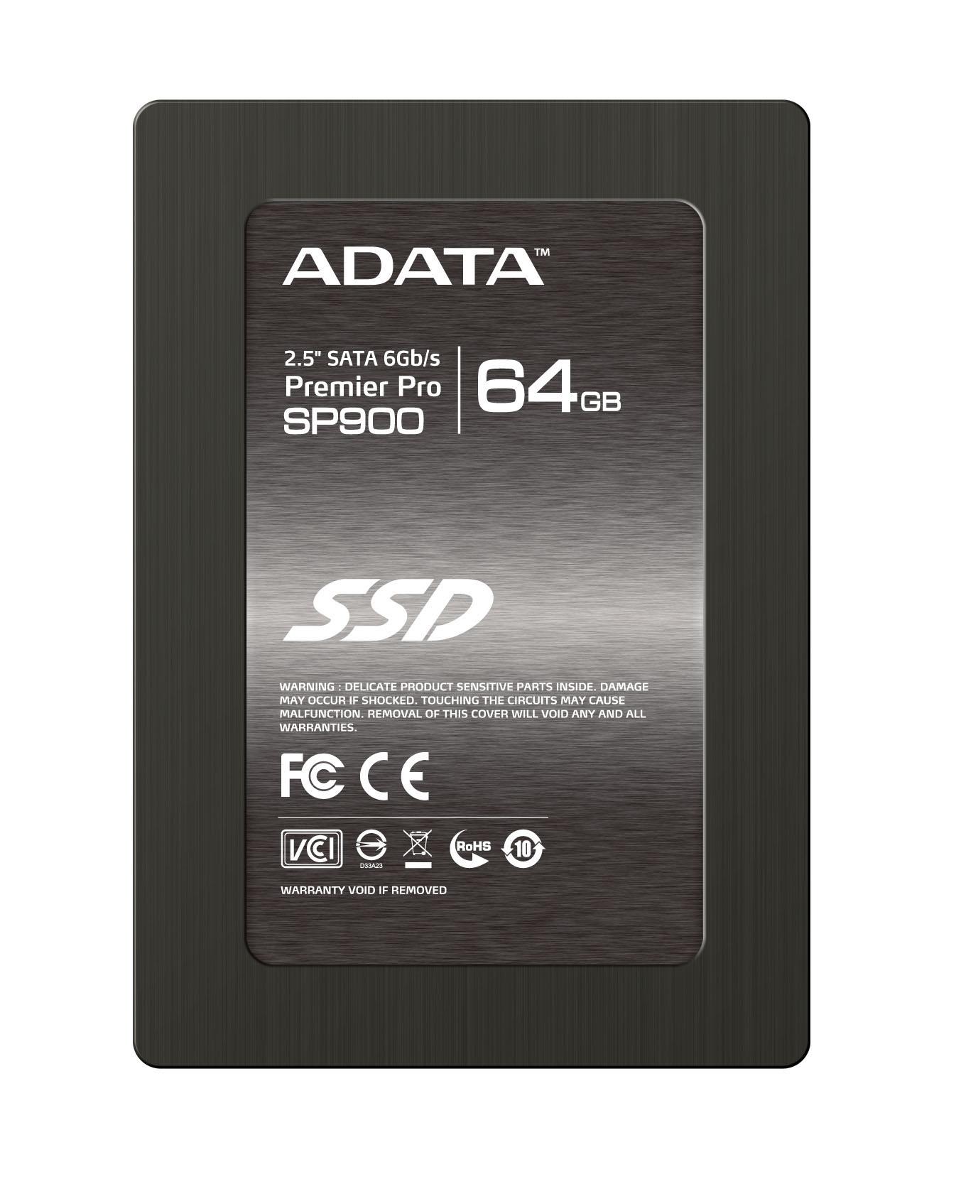 ADATA SSD SP900 Premier Pro 64GB 2.5  SATA III