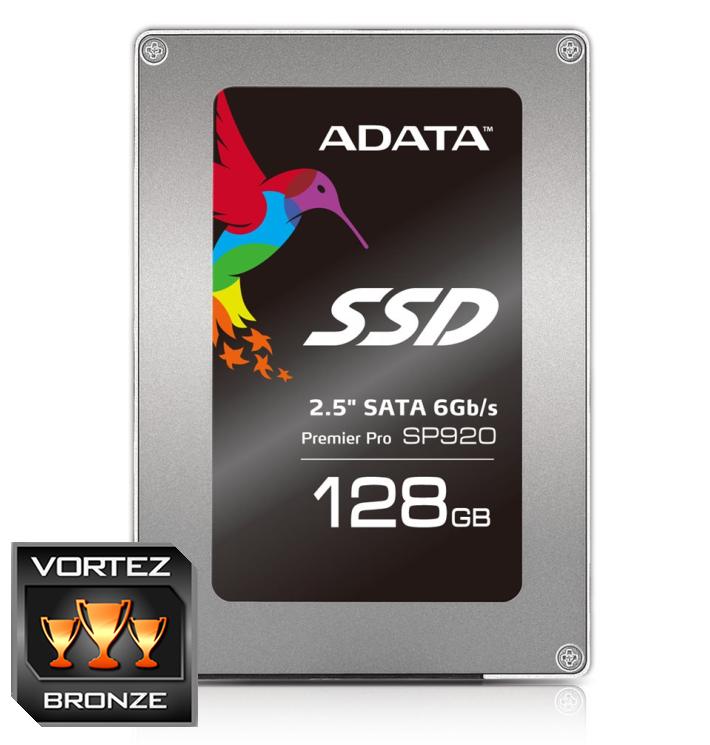 ADATA SSD SP920 128GB 2.5'' SATA III 560/180MB/s